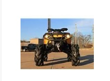 "High Lifter Products Gen 2 Can Am Outlander 6"" Big Lift (12-16)"