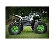 High Lifter Products Polaris Scrambler-Sportsman 850-1000 6 Big Lift with Outlaw DHT Axles 10-17—–3