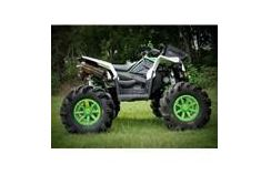 High Lifter Products Polaris Scrambler-Sportsman 850-1000 6 Big Lift with Outlaw DHT Axles 10-17-----3