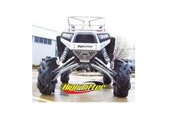 RZR 1000 10 Big Lift without trailing arms 2014 - 2
