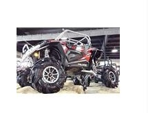RZR 1000 10 Big Lift without trailing arms 2014