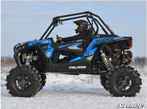 superatv polaris rzr xp 1000 turbo 10 inch lift kit msc. Black Bedroom Furniture Sets. Home Design Ideas