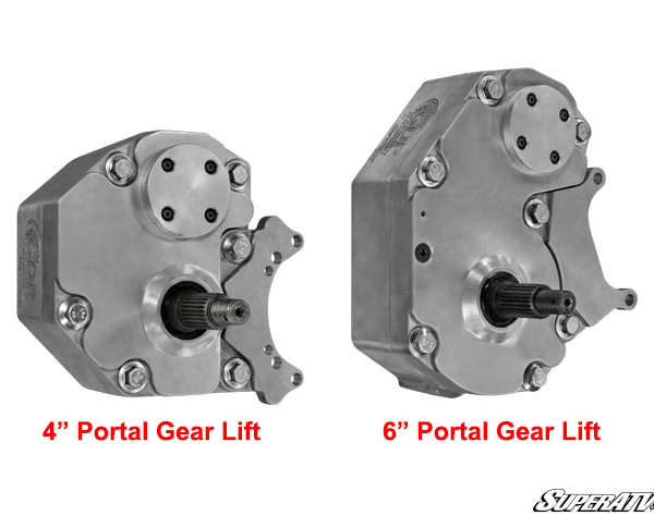 Can-Am Outlander - Gen 2 - 6 Inch Portal Gear Lift -7
