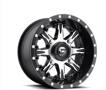 Fuel Offroad Nutz Wheel