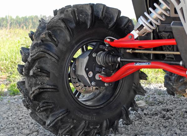 olaris RZR 900 2015+ Portal Gear Lift - 4