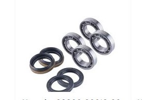 Yamaha 93306-00612-00, 93102-38383-00, 93102-38417-00 Wheel bearings set