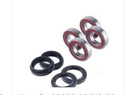Yamaha 93306-006Y2-00, 93106-38046-00, 93106-38047-00 Front Wheel bearings set