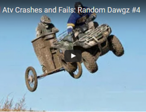 Brutal Atv Crashes and Fails