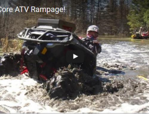HardCore ATV Rampage!