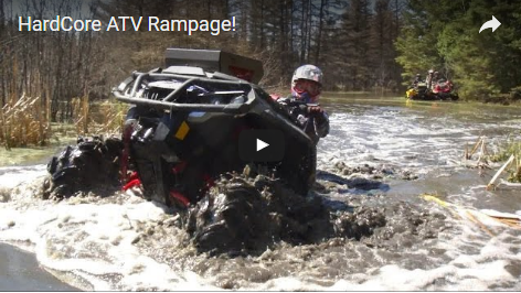 HardCore ATV Rampage