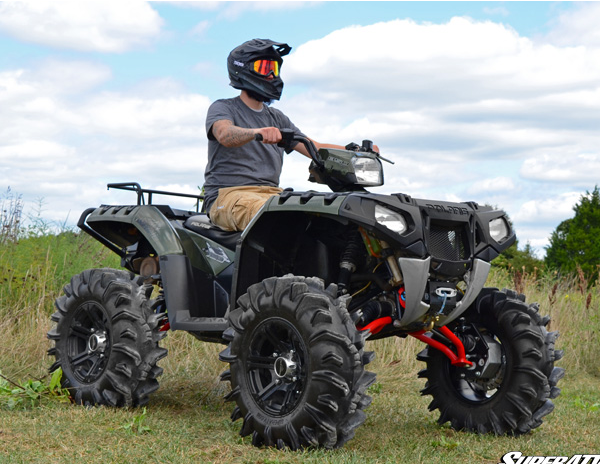 Polaris Sportsman-Scrambler 6 Inch Portal Gear Lift - 3