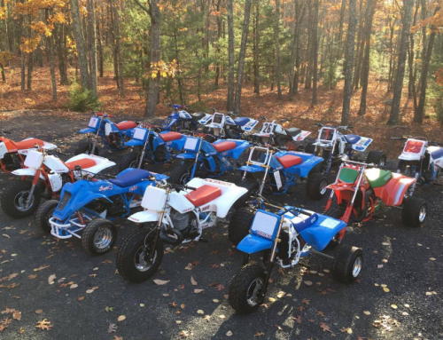 Worlds Rarest ATV Collection