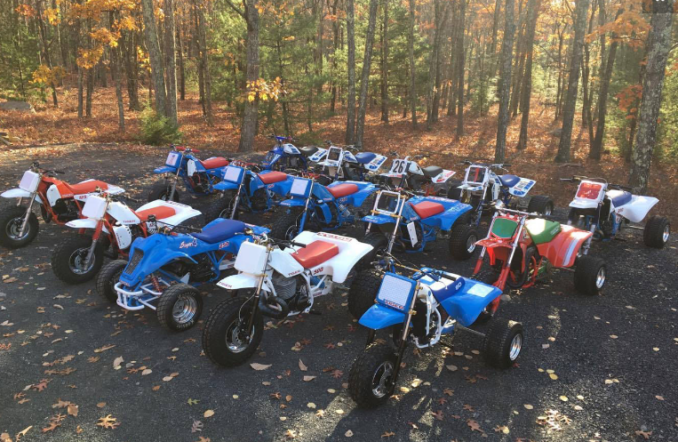 Rare ATV Collection