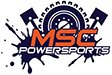 MSC Powersports Logo
